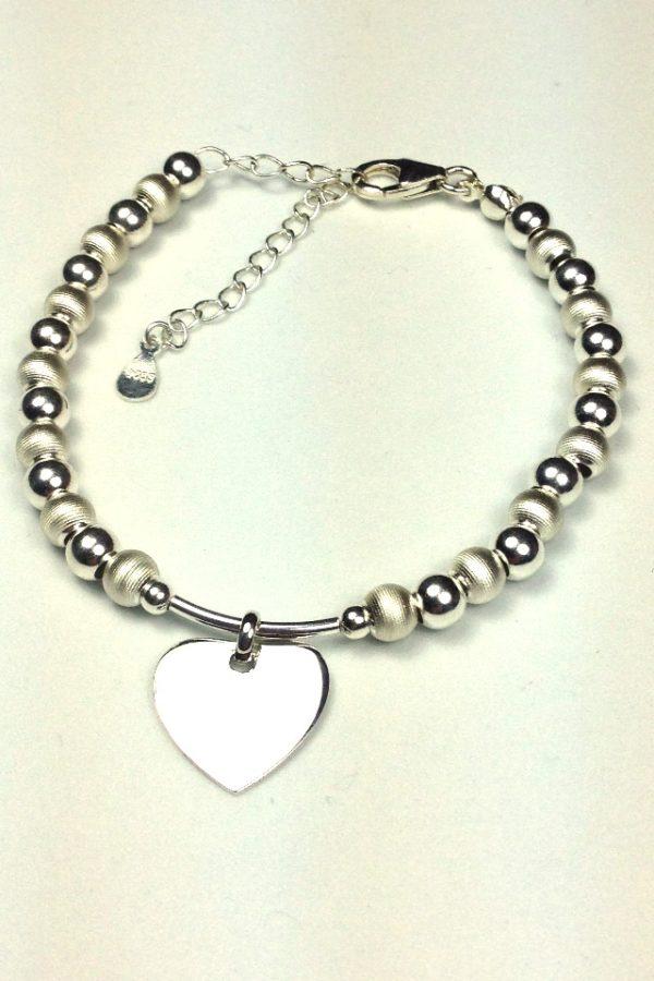 pulsera-placa-corazon
