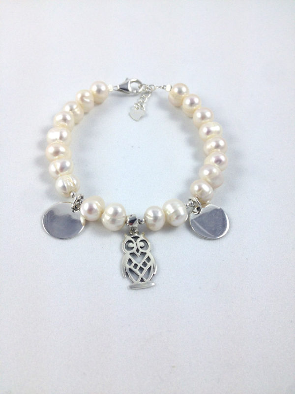 pulsera-perlas-placas-y-buho